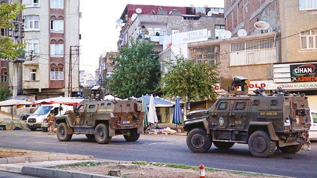 PKK'nın hücreevine baskın