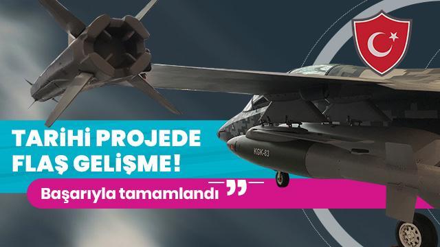 Tarihi projede flaş gelişme! Türkiye'den kritik hamle!