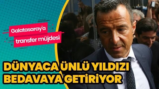 Dünya yıldızını Galatasaray'a bedavaya getiriyor
