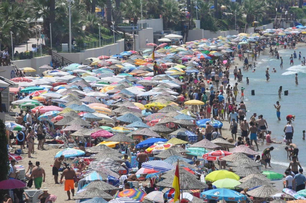 Sevindiren gelişme: Türkiye, turizmde tarihi rekora koşuyor