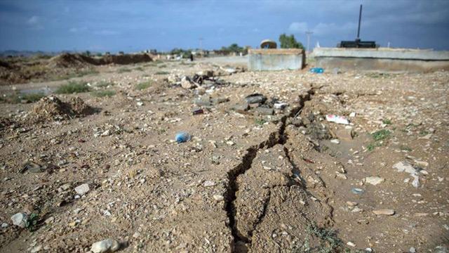 İran'da 4,9 büyüklüğünde deprem meydana geldi