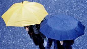 Meteoroloji hava durumu ile ilgili saat verdi! Kuvvetli yağış geliyor...