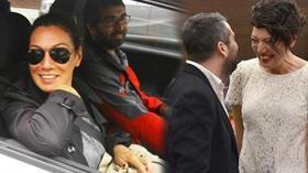Sibel Tüzün eski eşi Ender Balcı'nın skandal sözlerini affetmedi!