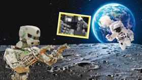 Kozmonotlara robot muhafız