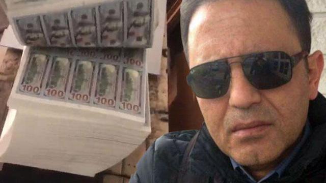 Tarihe geçen dolar operasyonunda FETÖ'cü komiser gözaltına alındı
