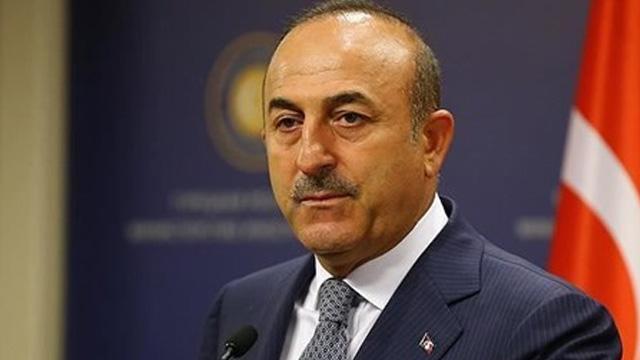 Çavuşoğlu, Kırım Tatar halkının lideri Kırımoğlu'nu tebrik etti
