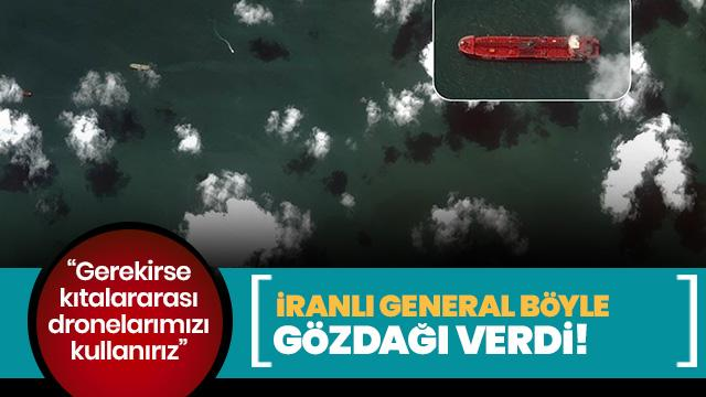 İranlı General böyle gözdağı verdi!