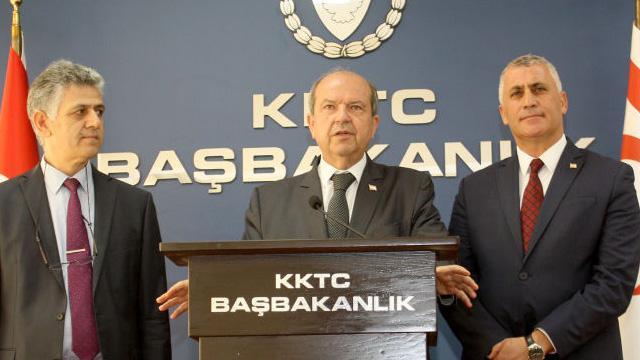 'KKTC'ye 750 milyon liralık kaynak aktarılacak'