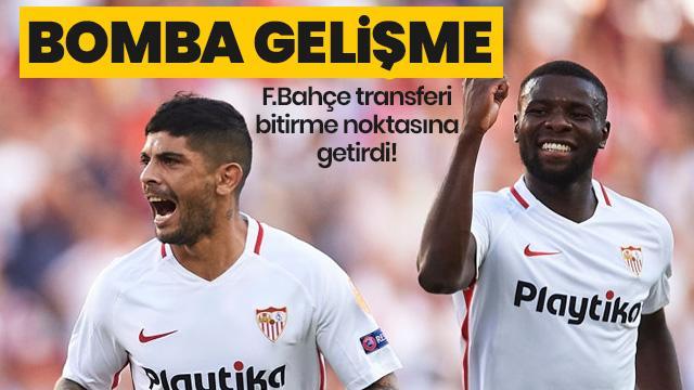 Fenerbahçe yeni ön liberosunu buldu! Sarı Lacivertliler Ibrahim Amadou ile anlaşmaya vardı