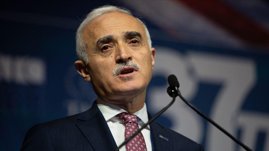 DEİK Başkanı Olpak: Özbekistan'la ticaret hacmimizi 5 milyar dolara taşıyacağımıza inanıyorum