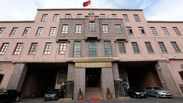 Milli Savunma Bakanlığından Şanlıurfa'ya roket düşmesine ilişkin açıklama