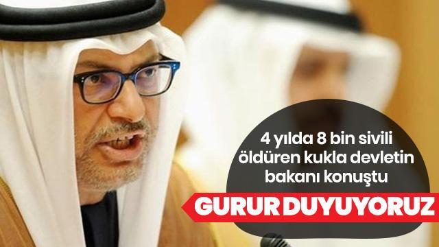 """4 yılda 8 bin sivil öldürdüler: """"Gurur duyuyoruz"""""""