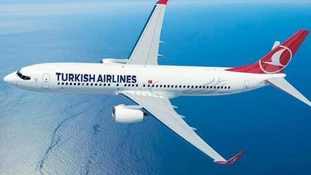 Son Dakika: Rumlar, Larnakaya inmeyen THY uçağının direkt uçuşunu engelledi
