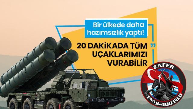 Türkiye'nin S-400'leri Bulgaristan'da gündemi değiştirdi!