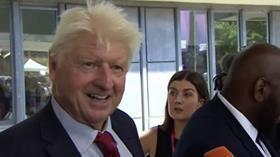 İngiltere'nin yeni başbakanı Boris'i bir de babası Stanley Johnson'dan dinleyin: Büyükbabası Kur'an-ı ezbere bilirdi