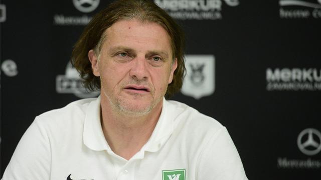 Olimpija Ljubljana Teknik Direktörü Hadzic: Maçın favorisi Yeni Malatyaspor