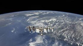 Rusya Uluslararası Uzay İstasyonu'nun zamanla azalan irtifasını yükseltti