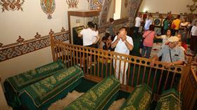 Hacıbektaş'a ziyaretçi akını