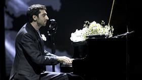 Evgeny Grinko Harbiye'de sahne aldı