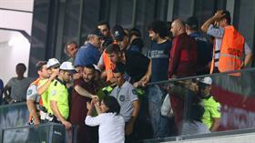 Galatasaray soyunma odasında tartışma
