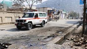 Afganistan'ın başkenti Kabil'de patlama! Çok sayıda ölü ve yaralı var...