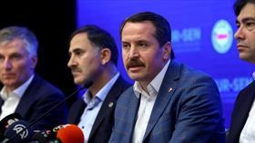 Memur-Sen Genel Başkanı Yalçın: Yeni bir teklif bekliyoruz