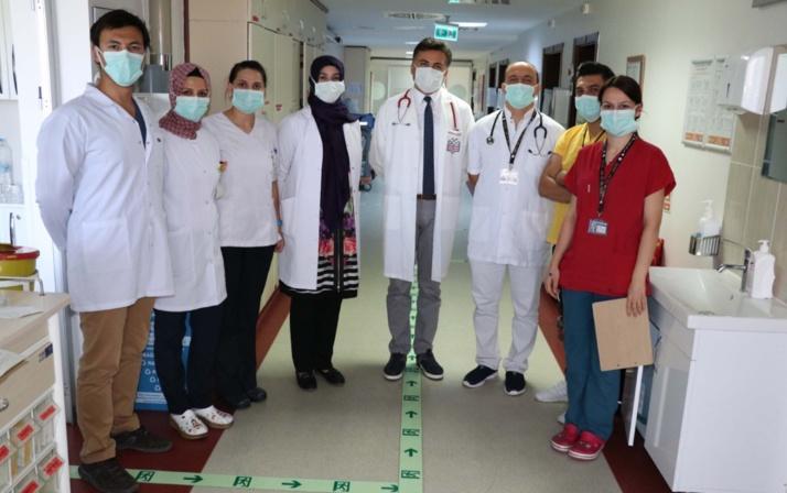 Türkiye'nin ilk ve tek çocuk kemik iliği merkezi 2020 yılında hizmete girecek