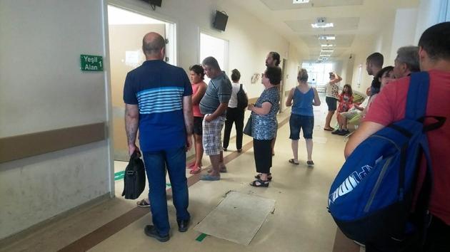 Aydın'da otelde gıda zehirlenmesi iddiası