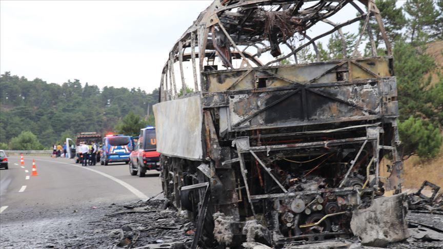 Otobüs yangınları uygun servis ve bakımla önlenebilir