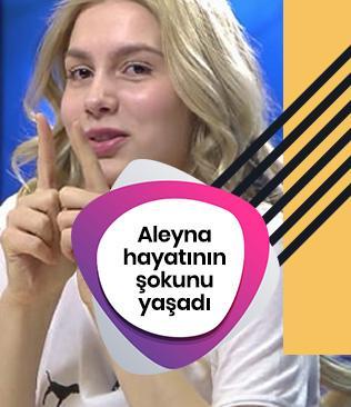 Aleyna Tilki'nin puanı tutmadı, Amerika'ya gidiyor
