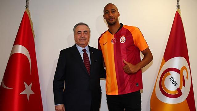 Nzonzi, Sarı-Kırmızılı forma ile ilk maçına Türk Telekom'da çıkacak