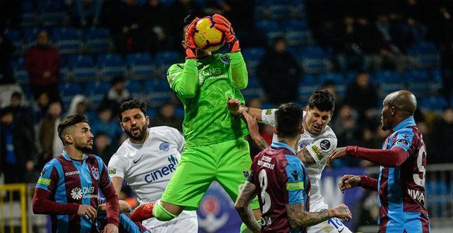 Sörloth 3'te 3 yapmak istiyor! Kasımpaşa-Trabzonspor muhtemel 11'ler