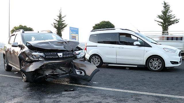 Elazığ'da trafik kazasında 7 kişi yaralandı