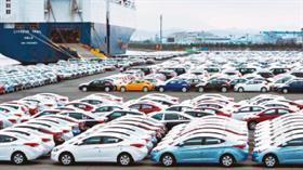 Otomotiv ihracatı tam gaz
