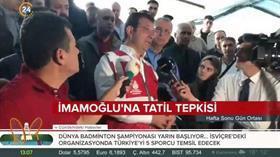 İstanbul'u sel götürdü, Ekrem İmamoğlu 24 saat sonra ortaya çıktı! Sel mağduru vatandaş sordu: Neredesiniz Başkanım