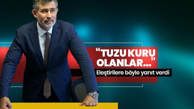 """Feyzioğlu'ndan """"adli yıl açılış töreni"""" eleştirilerine yanıt"""