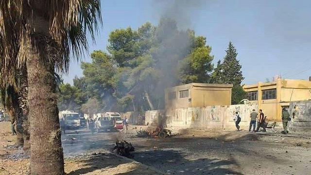 PKK/YPG işgalindeki Kamışlı'da bomba yüklü araç infilak ettirildi: En az üç terörist öldü