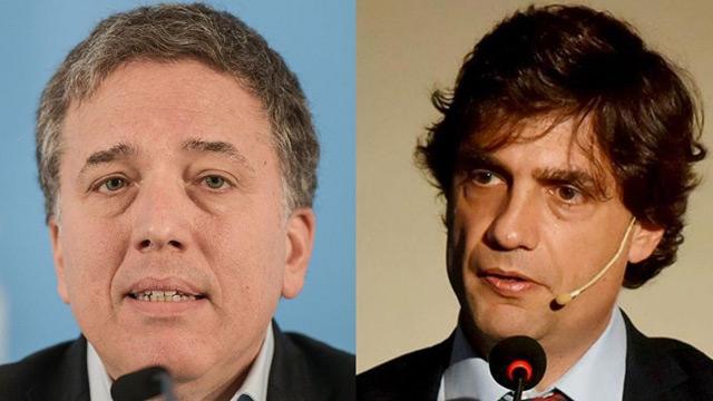 Arjantin'in yeni Hazine Bakanı Hernan Lacunza oldu