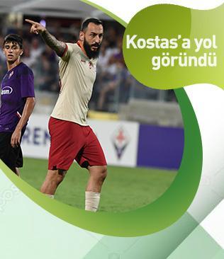 Kostas Mitroglou'ya yol göründü