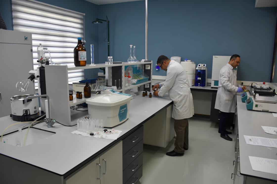 Gaziantepli ayakkabıcılara 'test laboratuvarı' hizmeti