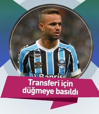 Beşiktaş, Luan'ın transferi için düğmeye bastı