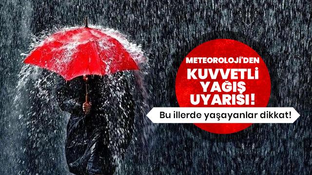 Meteoroloji 19 Ağustos hava durumu tahmini (Bugün hava nasıl olacak?)