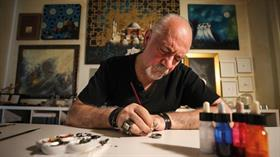 Türkiye'nin 'Microangelo'su kültür ve sanatı da yanına alarak dünya turuna çıkıyor