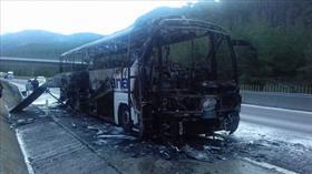 Prof. Dr. Soyha: Otobüslerde elektronik sistemler arttıkça yangın riski artıyor
