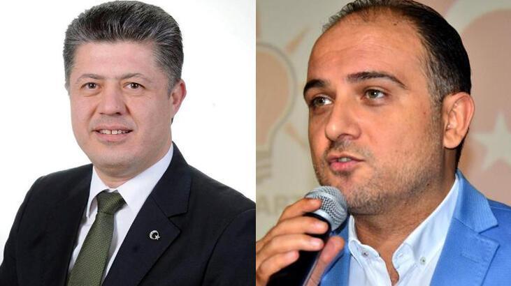AK Partili vekilin bulunduğu konvoy kaza yaptı