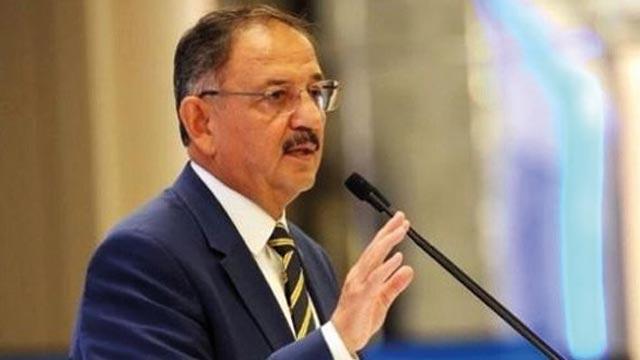 Mehmet Özhaseki: Devletin yasal yaptırımlarıyla karşılaşır ve karşılaşacaktır