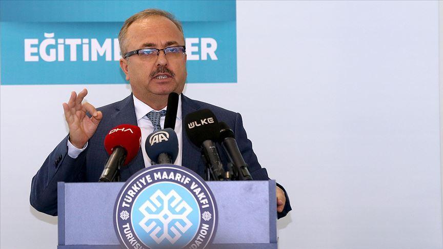 Maarif'in 55 ülke direktörü İstanbul'da buluştu