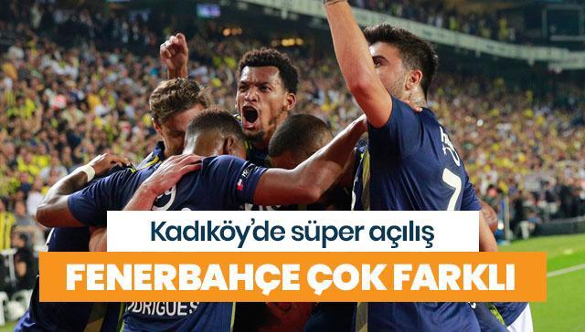Fenerbahçe'den rakiplere gözdağı