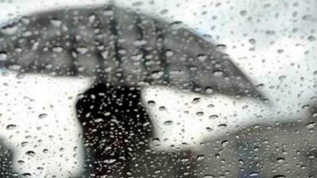 Meteoroloji yarın için sağanak ve gök gürültülü sağanak uyarısında bulundu