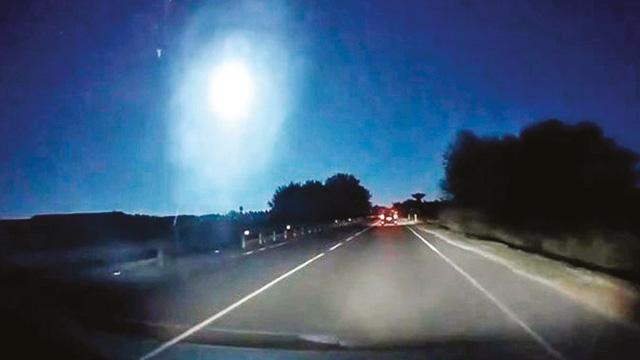 Meteor paniği